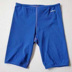 Dolfin Mens Size 30 Jammer Swim Shorts Royal Blue